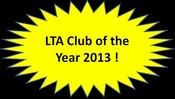 LTA Club of the Year 2013
