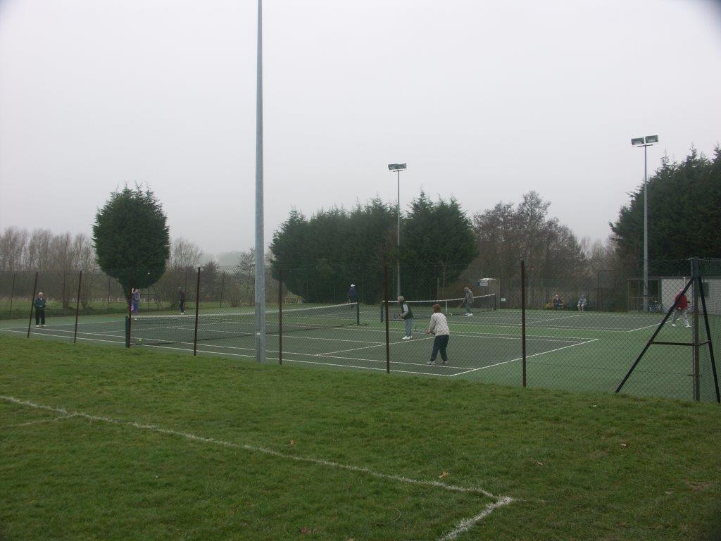 Wye Tennis Club, 2008